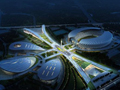 福州海峡奥林匹克体育中心景观设计-河道及桥梁施工组织设计