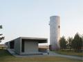 天鹅湖湿地公园景观廊及观鸟塔 / 迹·建筑事务所