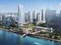 高层商务酒店景观概念设计方案/广东/景观分析图