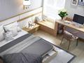 小卧室这样装太惊喜了,达到宽敞效果
