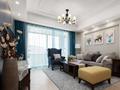 美式三居,客厅温馨,榻榻米好实用!