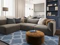 俄罗斯新古典主义风格公寓,浪漫典雅