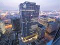 上海高层商务办公楼附楼精装饰工程施工组织设计(含电梯轿厢内装修)