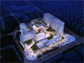 深圳商业中心幕墙、玻璃栏杆及玻璃雨棚工程施工组织设计