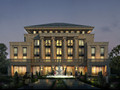 现代风格某钢筋混凝土结构五层剧场建筑初设图