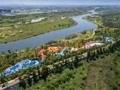 沣河(文教园段)湿地生态公园,西安 / GVL怡境国际集团