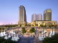 陕西高层现代风格多业态城市综合体建筑设计方案