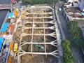 汉南政务服务中心建设项目深基坑支护工程施工组织设计(审定修改稿)