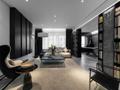 3室2厅改成2室2厅,设计师为自己设计的品质之家!
