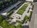 Sweco architects | 瑞士巴塞尔,药用植物园