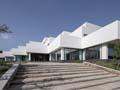 折叠的水平线——神山岭综合服务中心 / 三文建筑 · 何崴工作室