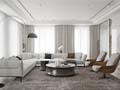 280平方米家庭公寓,开阔设计带来的奢适感
