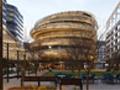 曲线木屏环绕的雕塑:悉尼交易所 / 隈研吾建筑都市设计事务所