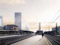 比利时国家铁路公司总部竞赛方案,布鲁塞尔 / OMA