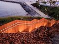 西班牙马拉加,海岸旅游地轻干预改造景观