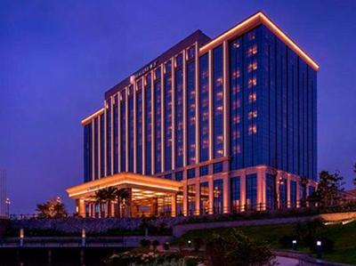 国际酒店弱电智能化系统设计规划方案.ppt