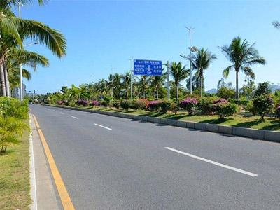 海南城市景观大道市政工程施工组织设计(附图丰富)