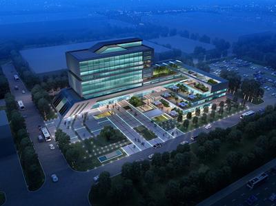 沈阳东中街商业区概念规划方案