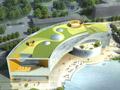 建一个巨大缤纷的花园!华建集团上海市少年儿童图书馆新馆来啦