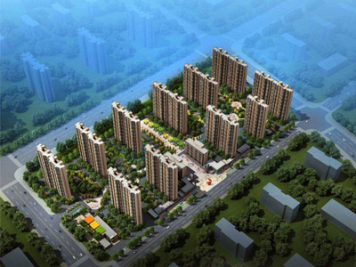 济南城中村改造项目施工组织设计