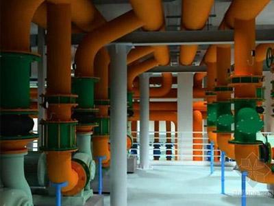 江西购物中心项目机电安装工程施工组织设计