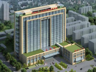 高层框架结构医院病房楼升级改造工程施工组织设计