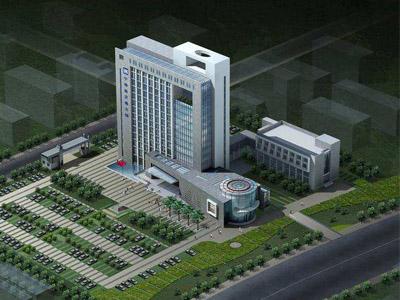 四川多层框架结构研发办公楼室内精装修工程施工组织设计