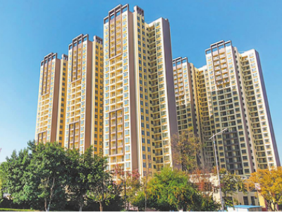工业园棚户区改造项目高层住宅楼施工组织设计