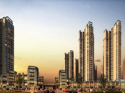 上海小高层住宅及联排及独栋别墅方案文本/含办公商业建筑