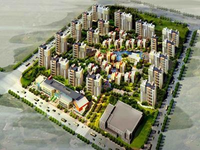 深圳超高层住宅及商业及教育等功能建筑方案文本