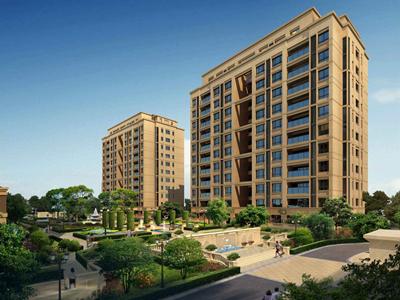 江苏高层住宅及酒店式公寓加洋房加别墅住宅建筑/知名设计院