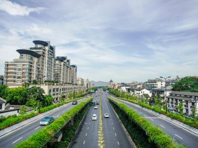 市政道路工程施工组织设计/城市主干路