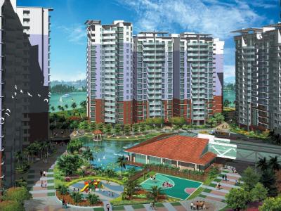 四川住宅小区景观绿化施工组织设计