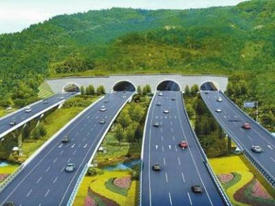 甘肃公路隧道工程实施性施工组织设计/388页/图文丰富