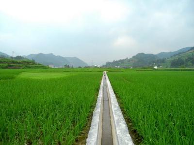 小型农田水利重点县建设工程施工组织设计