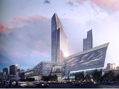 云南超高层办公楼强电及暖通空调系统供应及安装工程施工组织设计(950页,技术标)