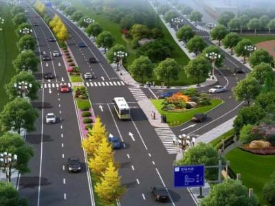 浙江城市主干道施工组织设计