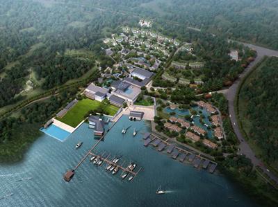 泗阳县度假小镇成子湖旅游总体规划