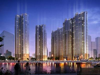 上海龙湖高层平层住宅及商业及配套建筑设计方案文本