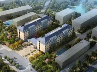 24299平米五层学校学生宿舍设计建筑设计全套施工图(含建筑、结构、水、电、暖图)