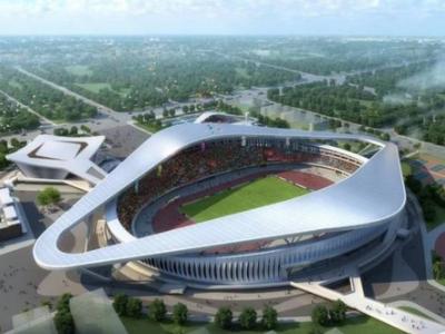 肇庆市体育中心升级改造项目施工组织设计(技术标,近1000页)