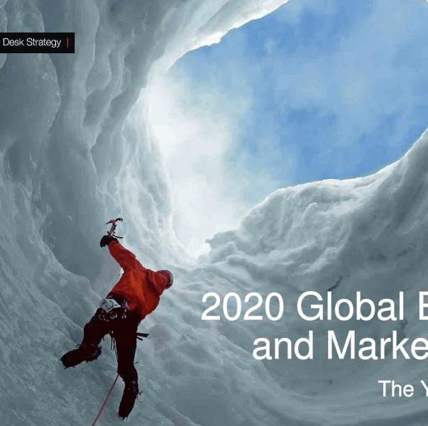 """【麦格理-2020全球经济与市场展望:复苏之年】2019年美国股市接近尾声,市场正在为经济复苏定价,美国股市创下新高,长期收益率远低于近期低点。值得注意的是,尽管有证据表明全球GDP增长仍在放缓,尽管制造业出现了一些暂时的""""萌芽"""",但这种乐观情绪还是爆发了。"""