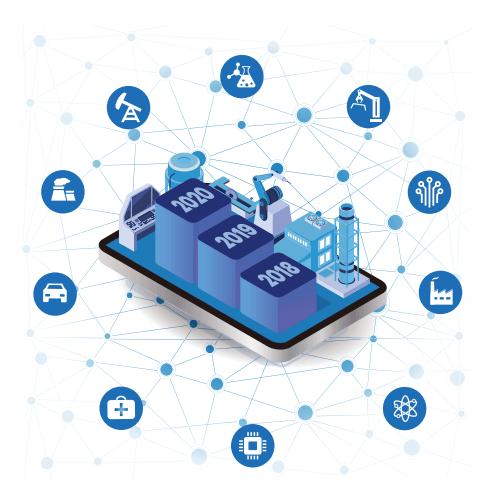 """【国家工业信息安全发展:工业互联网解决方案创新应用报告(2020)】报告显示,工业互联网产业发展迅速,产业发展方面,实现从政府引导、头部企业引领到民营企业、中小企业、科技初创企业富集。在三年的落地实践中,应用场景从单点应用到协同集成,新技术融合从试点探索到规模应用,行业深耕从少数先行到各具特点,形成了""""平台+场景""""、""""平台+技术""""、""""平台+行业""""等的""""平台+""""生态体系。"""