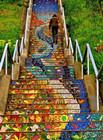 18个最美楼梯:世界这么大,我想去爬爬~